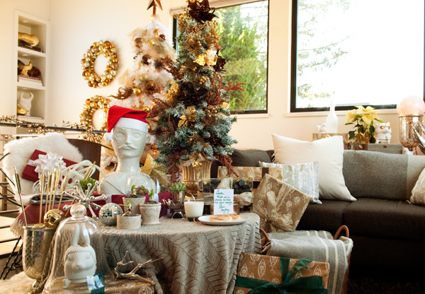 Courtney's Corner: Decorating for Christmas