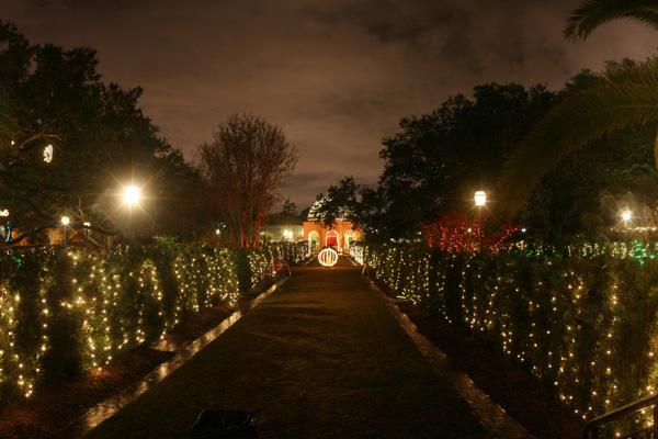 Celebration in the Oaks – New Orleans, LA