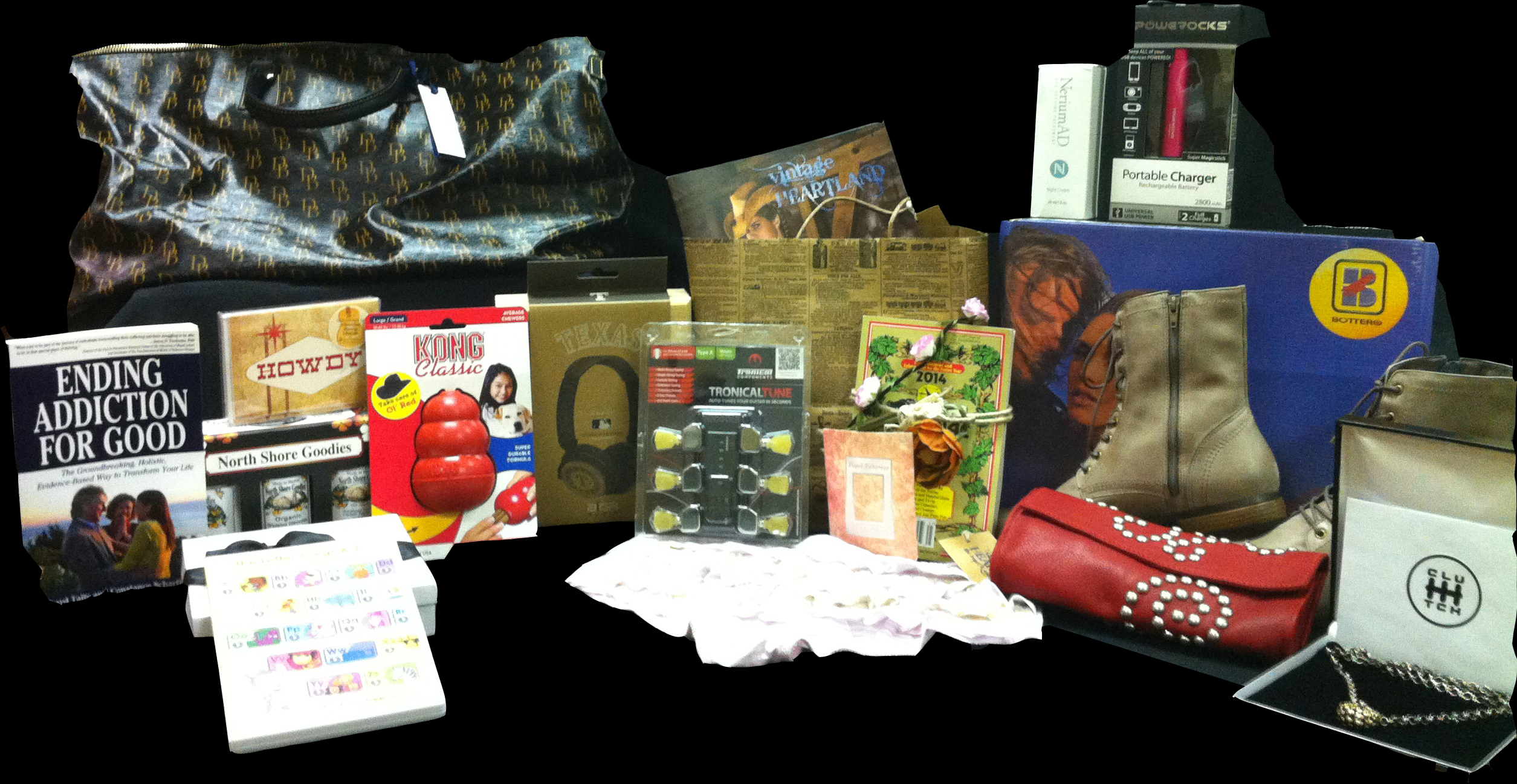 Enter to win this celebrity swag bag from the 2013 ACA's!