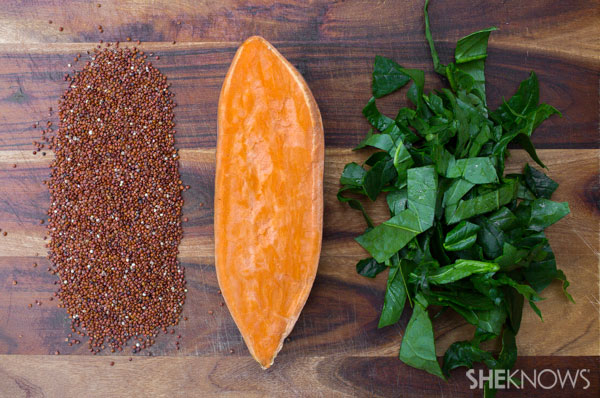 Za'atar for slow cooker chicken quinoa soup | SheKnows.com - ingredients