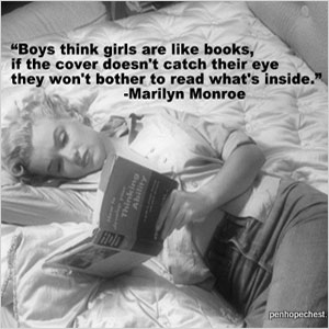 Marilyn Monroe quote | Sheknows.com