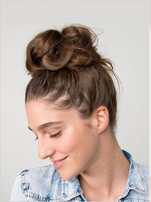 Messy bun | Sheknows.com