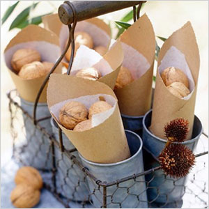 Nut cone snack | Sheknows.com