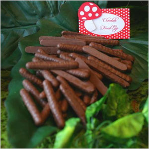 Chocolate twig snack | Sheknows.com