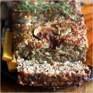 Vegetarian nut loaf | Sheknows.com