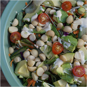 Paleo macadamia salad | Sheknows.com