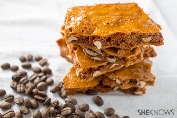 Coffee peanut brittle | SheKnows.com