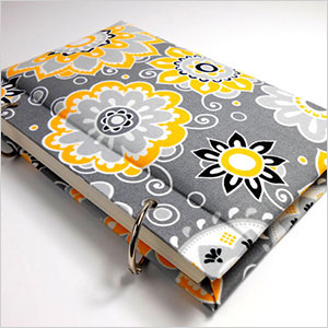 Floral fabric diary | Sheknows.ca
