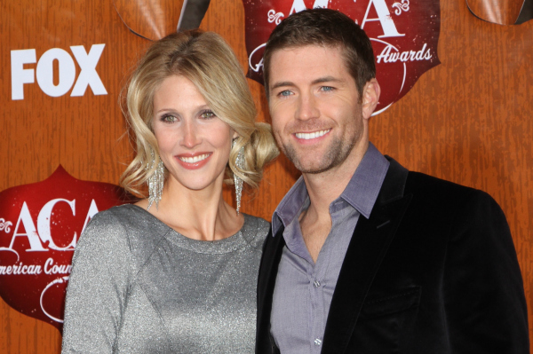 Jennifer and Josh turner