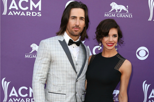 Lacey Buchanan and Jake Owen