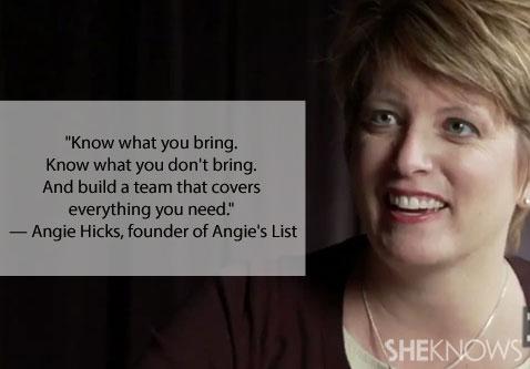 Angie Hicks