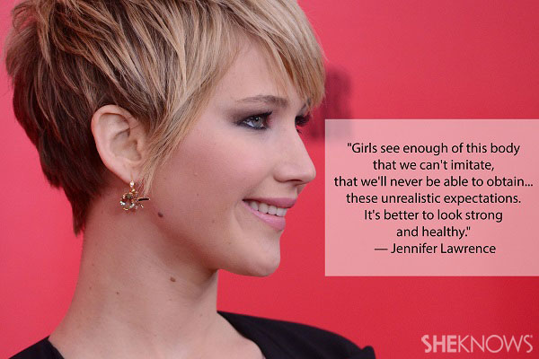 Wednesday Crush Woman Quotes: Woman Crush Wednesday: Jennifer Lawrence