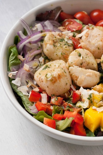10 Gourmet chef inspired salads