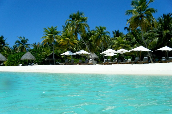 Top 8 white sand, winter destinations