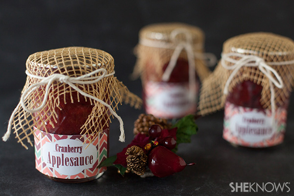 An easy edible gift for the holidays