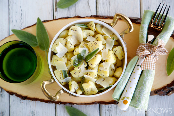 Make your own gnocchi at home