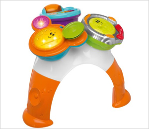 Baby music band table