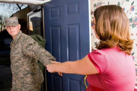 Challenges of military parenting