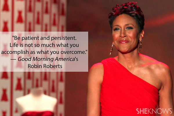 Robin Roberts quote