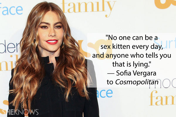 Sofia Vergara quote