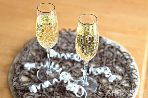 3 Champagne recipes for kids
