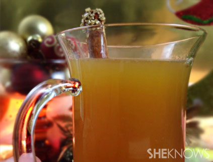 apple-cinnamon hot toddy recipe