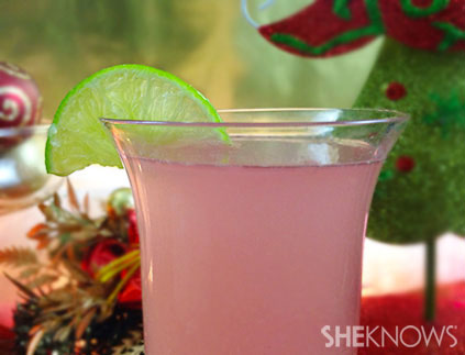 pink anise cocktail recipe