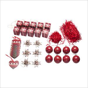 Simple ornament sets