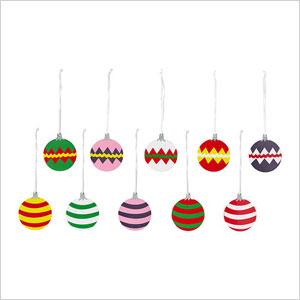 Kid-friendly ornaments