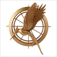 mockingjay ornament