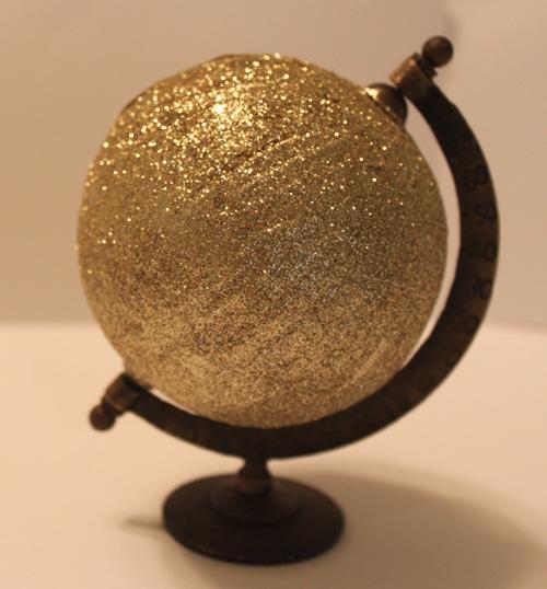 Glitter globe part II