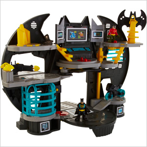 Imaginext Batcave Play Set