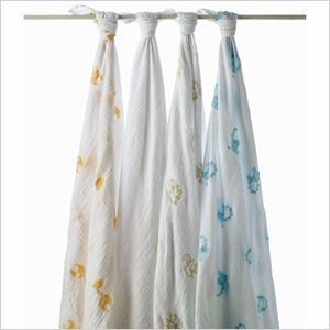Aden + Anais Swaddle Wrap 4 Pack