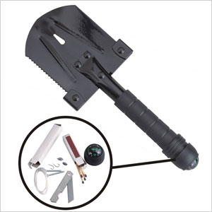 Acecamp Survivor Multi-tool Shovel