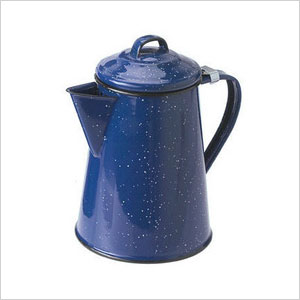 GSI Outdoors Enamelware coffee pot