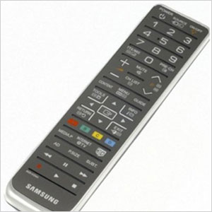 Samsung 3D TV Universal Remote Control