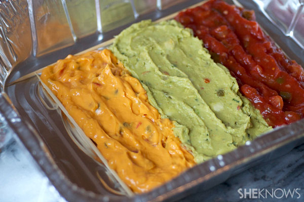 Fun and easy appetizer for the Super Bowl
