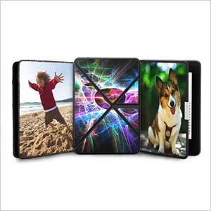 Customized Kindle covers