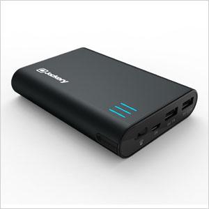 External rechargeable battery