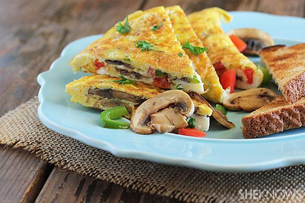 Breakfast isn't just for mornings!