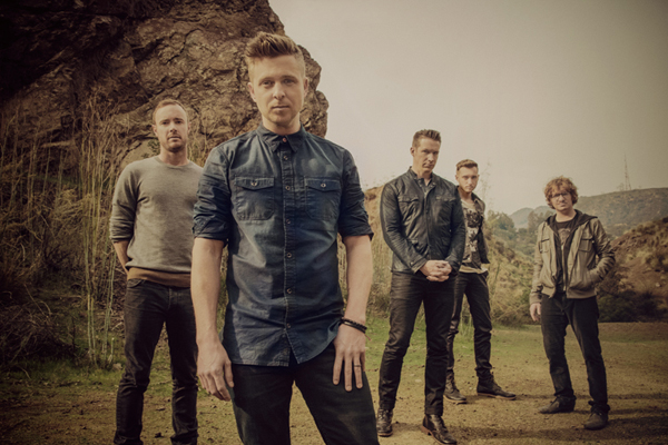 OneRepublic joins live-performer lineup