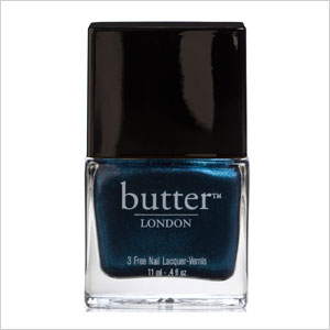 All that glitters nail polish