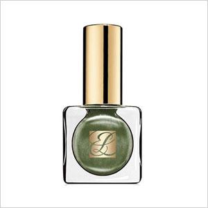Go green nail polish