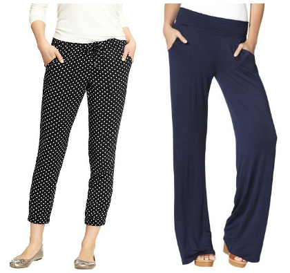 2014 fashion trends- pants with shape