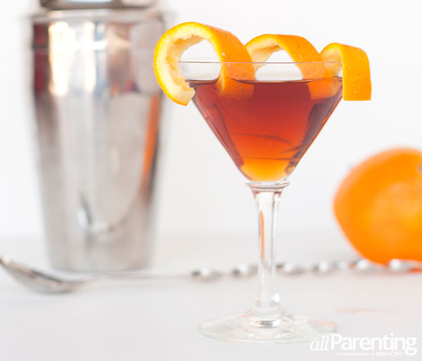 allParenting Hanky panky cocktail