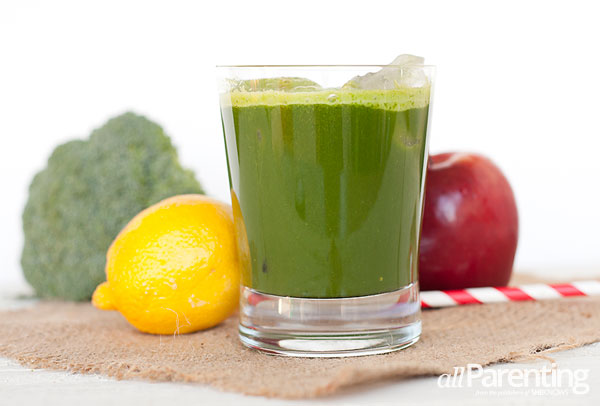 allParenting green juices: Live green