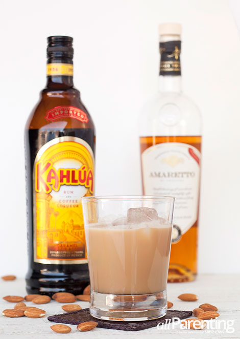 allParenting Toasted almond cocktail