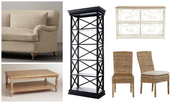Recreate Olivia Pope's apartments- the big stuff
