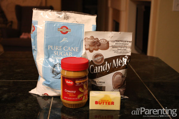 allParenting Peanut butter chocolate truffles ingredients