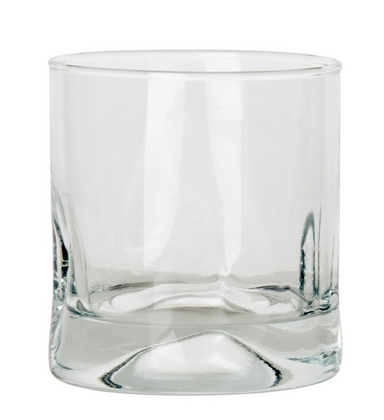 Cost Plus World Market old fashioned glasses